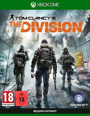 Xbox One Spiel Tom Clancy's The Division NEU