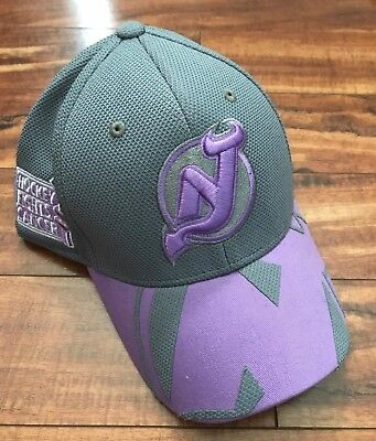 official photos 1cf34 a06f7 coupon code for new jersey devils hockey fights cancer hat ...