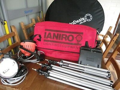 Ianiro Lighting Equipment - See Description