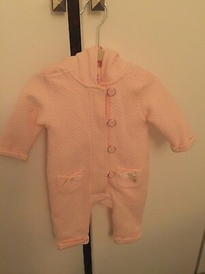 Baby Girls Ted Baker Suit 3-6 Months