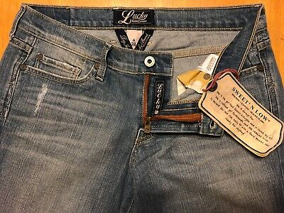 Women's Lucky Brand, Sweet N Low Jeans, Size 14/32, Brand New!