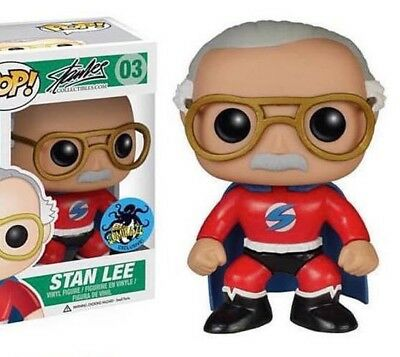 Stan Lee Father Of Superheroes Exclusive Pop