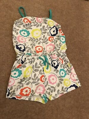 mini boden girls 6-7 years Playsuit