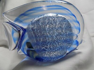Beautiful, Fancy, Silver Interior Marcolin Fish