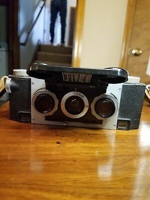 David White Stereo Realist Camera As Is Parts Or Restore