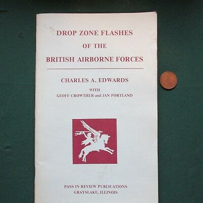 Airborne Drop Zone Flashes Book