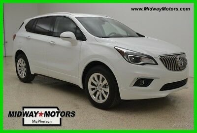 2018 Buick Envision Essence 2018 Essence New 2.5L I4 16V Automatic FWD SUV OnStar