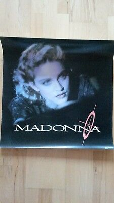 Madonna  ** Live to tell ** original Cover Promo Poster