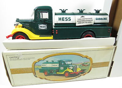 The First Hess Truck in Original Box - 1980