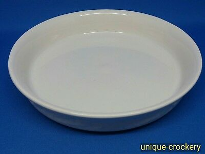 British Home Stores Lincoln Round Flan / Pie  Dishes