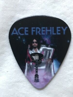Ace Frehley Kiss Monster Mini Golf Guitar Pick I Was There 10-27-18/10-28-18