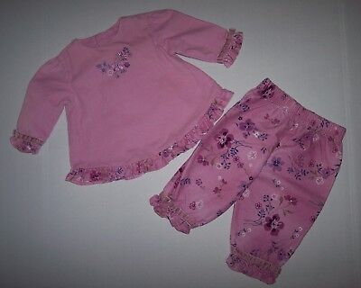 ab4138c88b Baby Girl s 3-6 mos 2-piece Outfit Koala Baby Boutique TOP   LONG
