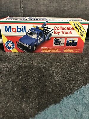 Mobil Collectible Toy 1995 Tow Truck  1:24 Scale Limited Edition #3 osterman NIB