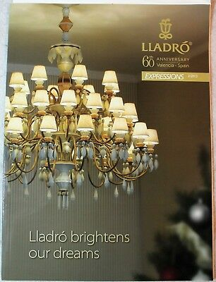 LLADRO 60th Anniversary Expressions Journal Book Photos 2013 Listings