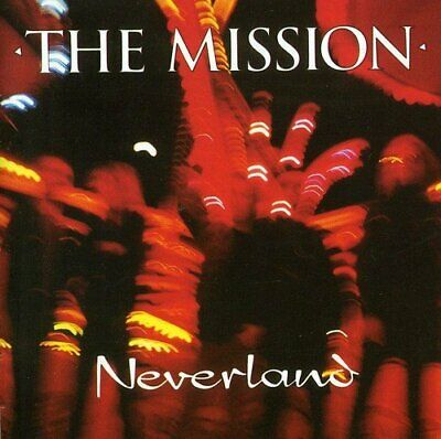 Mission - Neverland - Mission CD I9VG The Cheap Fast Free Post The Cheap Fast