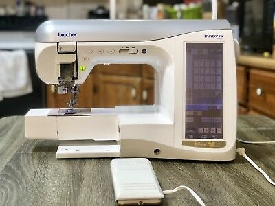 BROTHER INNOVIS 40D Sewing Embroidery Machine 40 Builtin Classy Brother 4000d Sewing Embroidery Machine