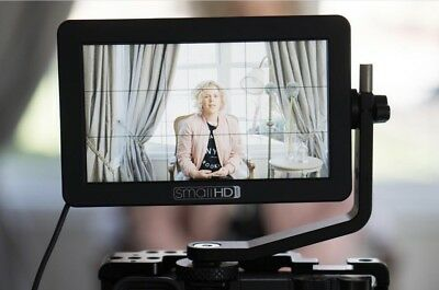 """SmallHD FOCUS 5"""" W/ battery, Titl Arm, hdmi cable"""