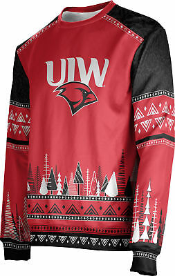 Men's University of the Incarnate Word Ugly Holiday Wonderland Sweater (Apparel)
