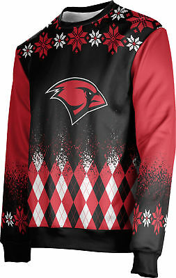 Men's University of the Incarnate Word Ugly Holiday Jolly Sweater (Apparel)