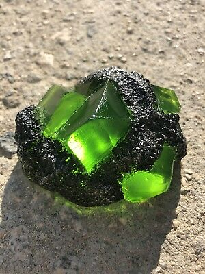Superman Kryptonite Smallville Prop Replica Cosplay JLA Supergirl
