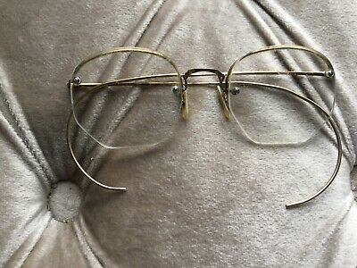 Vintage optical glasses