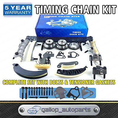 For Holden Timing Chain Kit Commodore Rodeo Colorado Statesman Calais Caprice V6