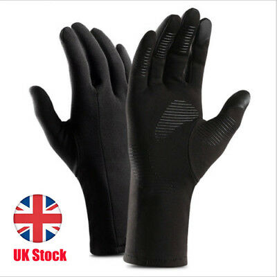 Mens Womens Waterproof Snowboard Ski Cycling Touch Screen Gloves Winter Thermal