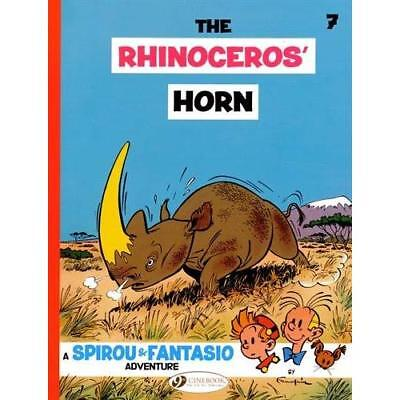 Spirou and Fantasio Vol. 7 : The Rhinoceros' Horn (Spir - Paperback NEW Franquin