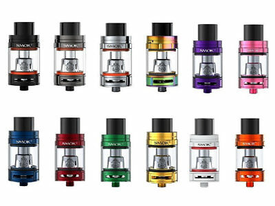 100% Authentic Smok Baby Beast TFV8 2ml Tank | optional Coils | TPD  All Colours