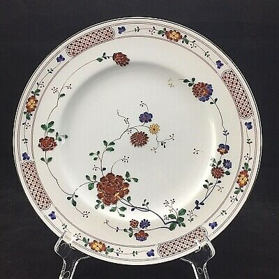 1 Noritake China Nanking Dinner Plate 10 1/2 Porcelain Ireland Discontinued