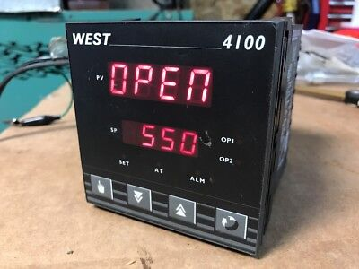 WEST 4100 Temperature Controller N4101 Z2700 120-240VAC FAST SHIPPING