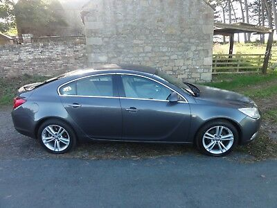 2009 VAUXHALL INSIGNIA EXCL NAV 160CDTI, 5DR, 103011 MILES,PERFECT DRIVER,1956cc