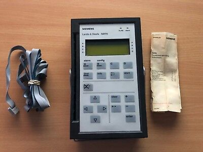 Siemens Landis & Staefa Nbrn-Gbjp Bms Keypad Remote Controller With Cable