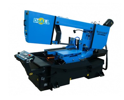 NEW DoALL DS-600SA Dual Miter Semi Automatic Band Saw (#3026)