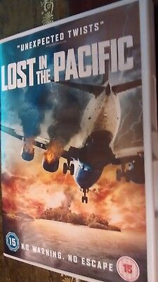 Lost in the Pacific DVD (2018) Brandon Routh