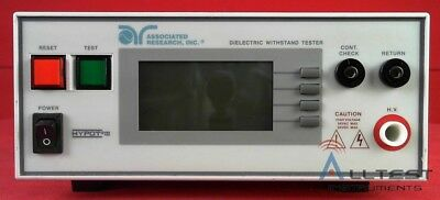 Associated Research 3770 AC/DC Hipot and Insulation Tester