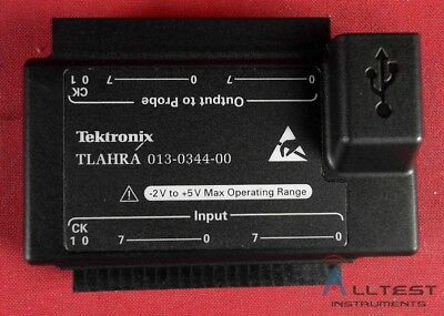 Tektronix TLAHRA, High Impedance adapter & Lead set B010311