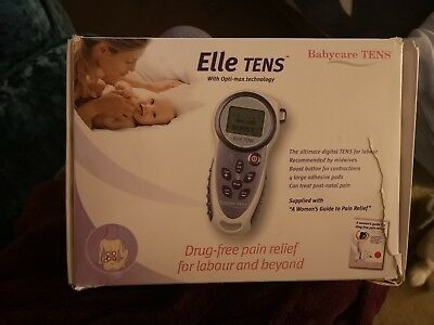 Elle Babycare Maternity Pregnancy TENS Machine