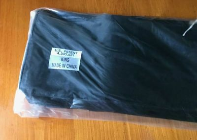 Brand New Premium Stand-up Hardside Waterbed Mattress Safety Liner    Size King