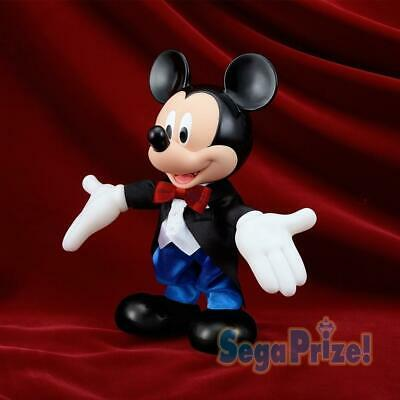 Figure Topolino 22 Cm Mickey Mouse Birth Memorial Disney Cinema Statue Sega #1