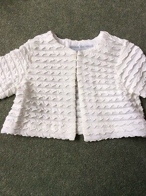 BNWT Girls Occasional Cardigan By Little Darlings (2 Yrs) *REDUCED* RRP £29