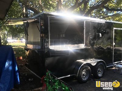 2019- 7' x 16' Food Concession Trailer for Sale in Florida!!!