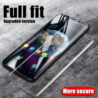 9D Full Tempered Glass Film For Samsung Galaxy Note 9 8 S9 S8 Plus A6 A8 J4 J6/7