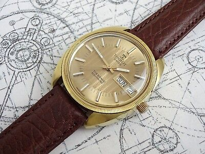 1976 Tissot 'Tissonic' 2020 Calibre Tuning Fork ESA9164 Watch - Fully Serviced