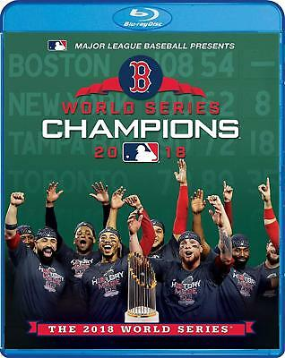 2018 World Series Film - New Sealed Blu-ray PRE-ORDER - SHIPS 12/6