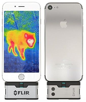 FLIR ONE IOS Thermal Imaging Camera for iPhones and FREE POWERBANK INCLUDED!!