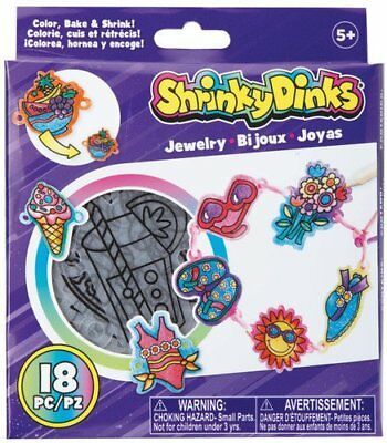 ALEX Toys - Shrinky Dinks Jewelry Set - Arts and Crafts Project for Kids