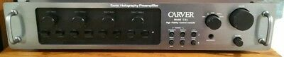 CARVER C-11 Preamp Faceplate, Grey with Handles and Hardware *NEW*