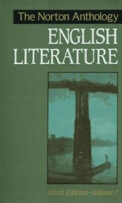 The Norton Anthology of English Literature:... by Abrams, Meyer Howard Paperback