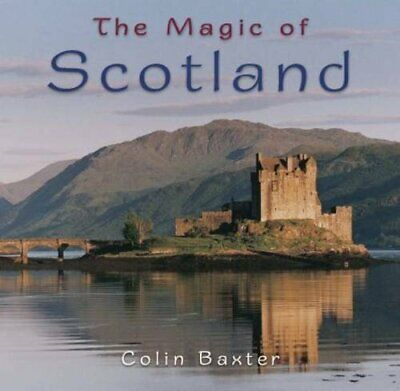 The Magic of Scotland (Gift Book) by John Paperback Book The Cheap Fast Free